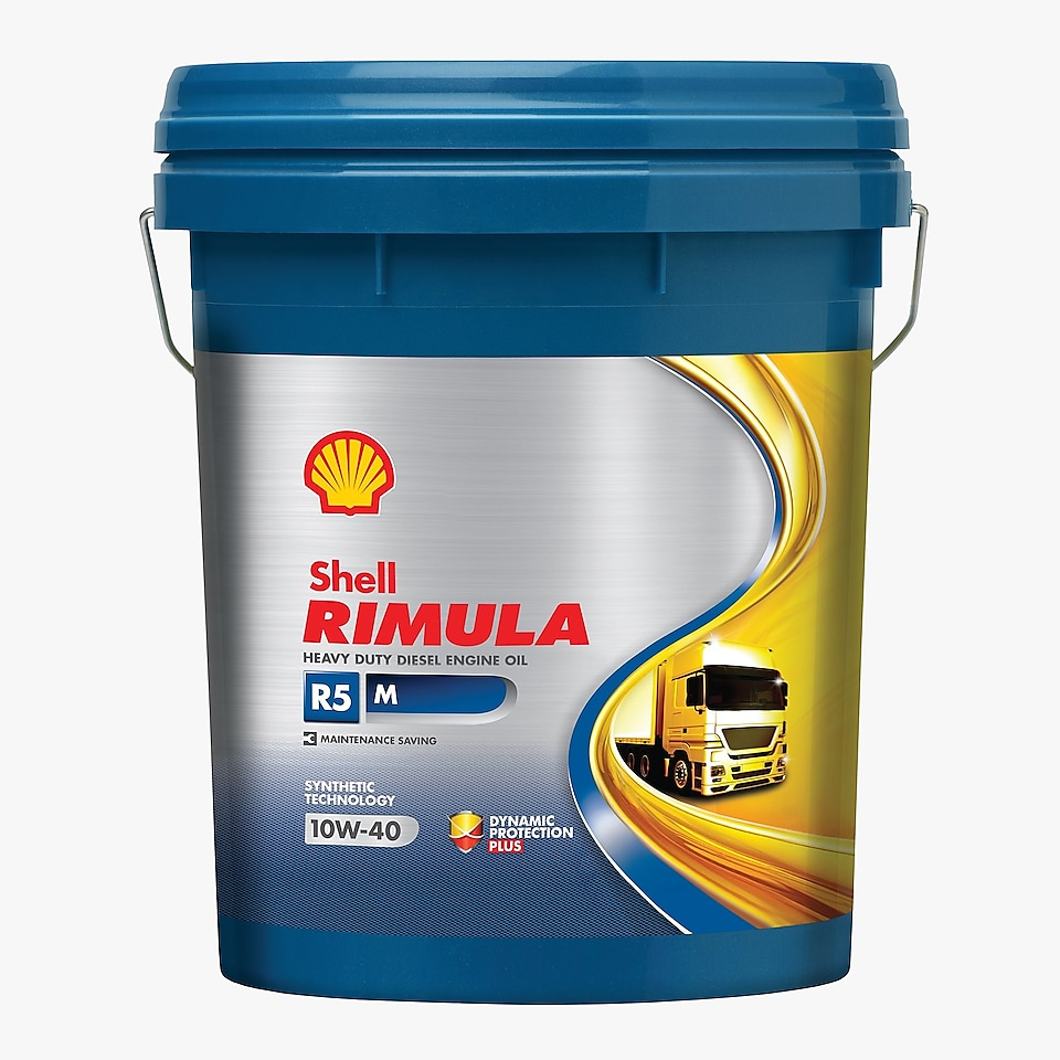 Packshot of Shell Rimula R5 M