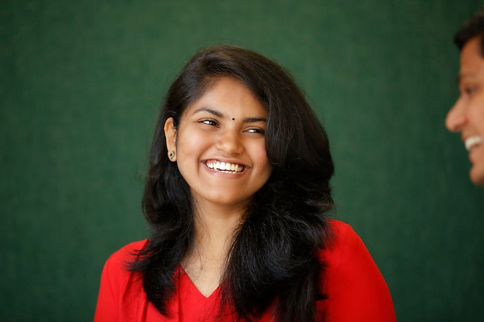 Mounika is an engineer on Shell's Graduate Programme