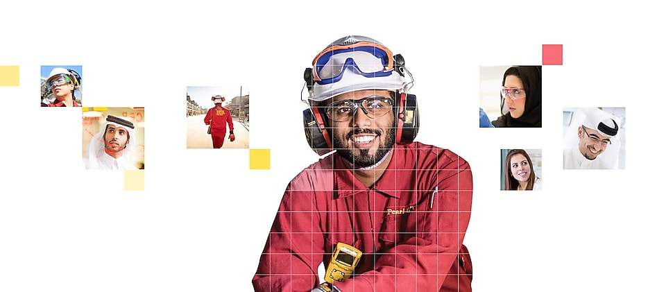 Shell Qatar employee