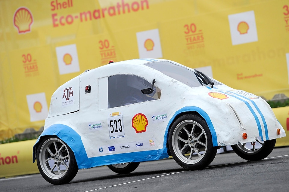 Shell Eco Marathon Shell Qatar