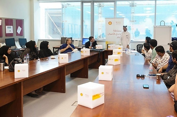 Bedaya and Shell Announce ECQ 2014 Finalists