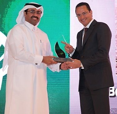 Shell receives HSE excellence award from Qatar's minister of energy