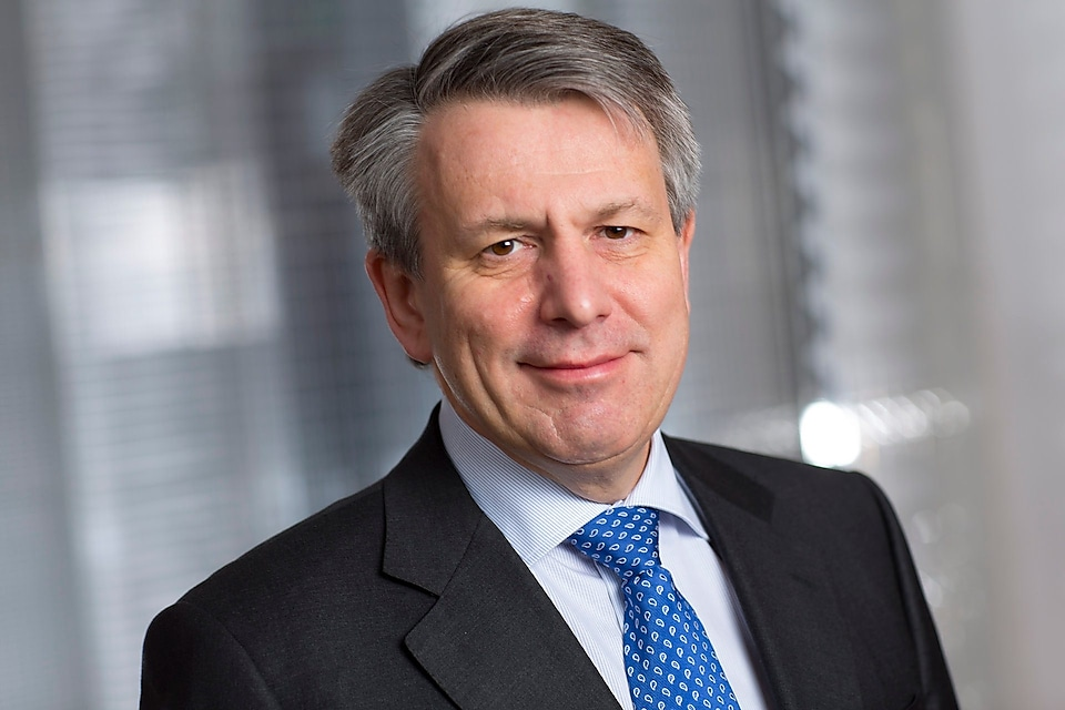 Ben van Beurden the Chief Executive Officer of Royal Dutch Shell