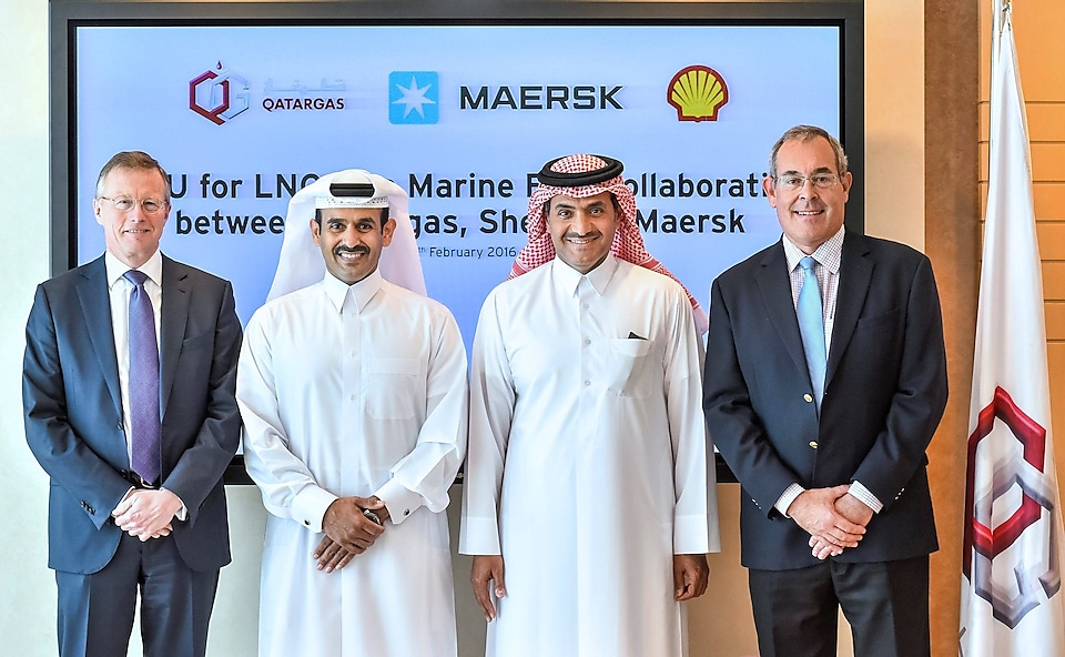 Qatargas and Industry Partners Lead the Way to Develop New Markets for Liquefied Natural Gas (LNG)