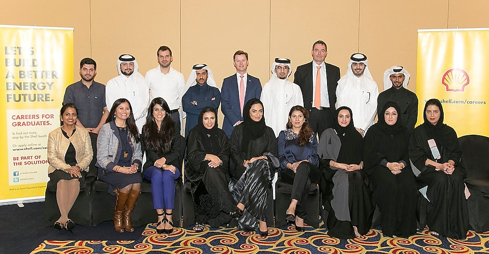 Shell honours 26 employees for completing the Shell Graduate Programme (SGP)