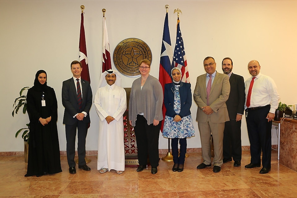 Texas A&M University at Qatar and Qatar Shell Research and Technology Centre