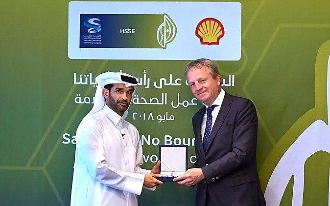 SC teams up with Qatar Shell on health and safety leadership